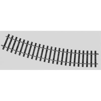 5936 Märklin Spoor 1 rails Radius 1176 mm. 22°30'
