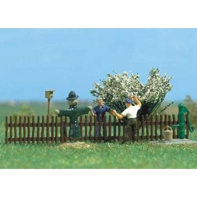 7661 Busch Mini-scene Liebe deine Nachbarn