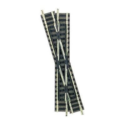 9162 Fleischmann N Piccolo kruising linkskruisend 111 mm 15°