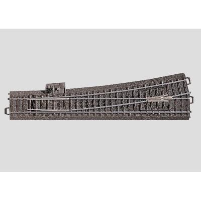 24711 C-RAIL Lange Wissel Links