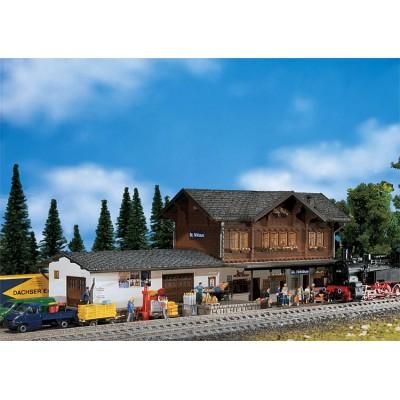 110098 Faller station 'St. Niklaus'