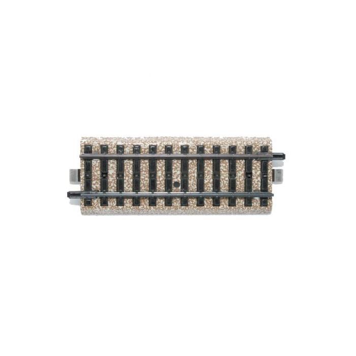 5107 M-rail recht 1/2 90 mm