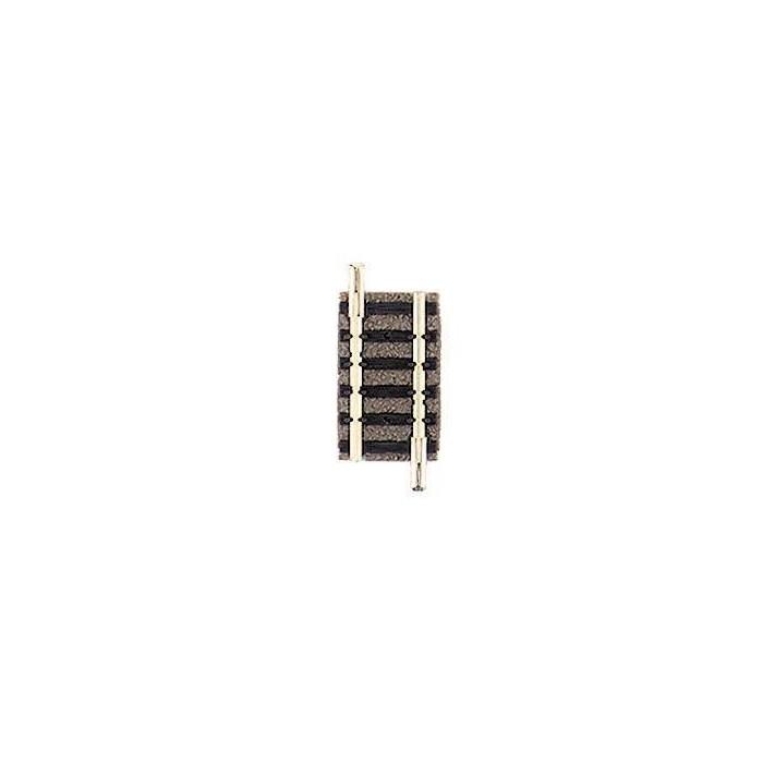 9104 rechte rails lengte 27,75mm