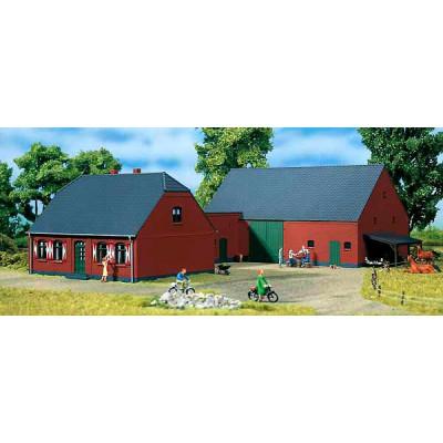 11 395 Auhagen Hollandse boerderij