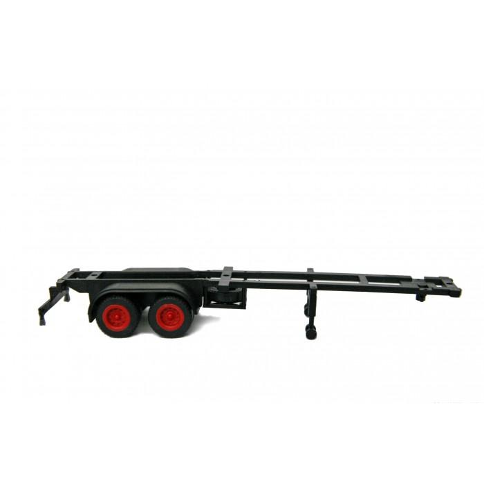 Vrachtwagentrailer