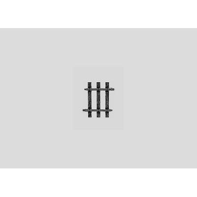 5916 Märklin Spoor 1 rails recht lengte 59,5 mm