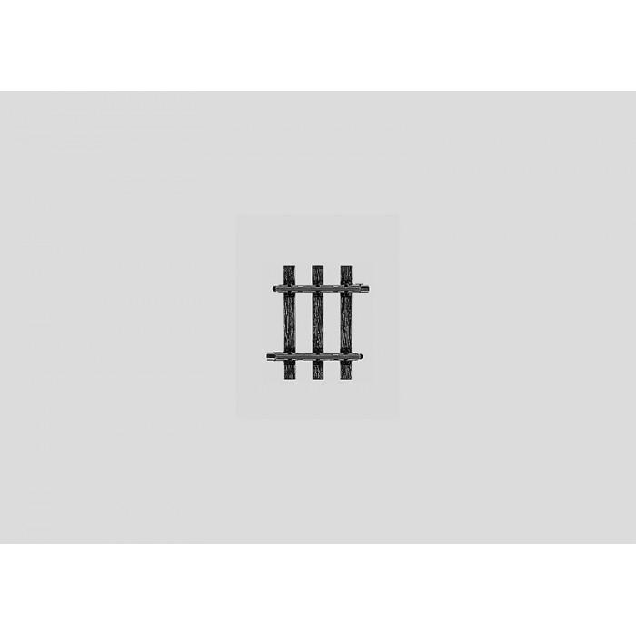 5916 Marklin SPOOR 1 rails recht lengte 59,5mm