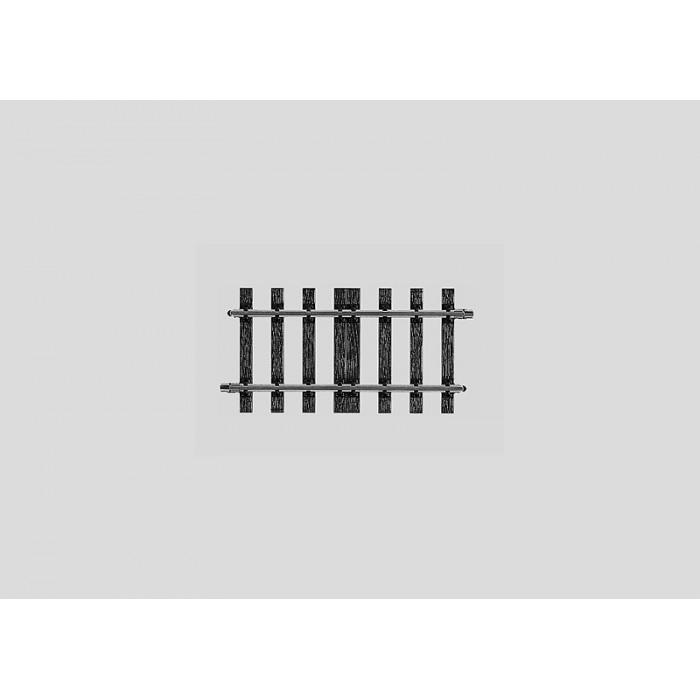 5917 Marklin SPOOR 1 rails recht lengte mm