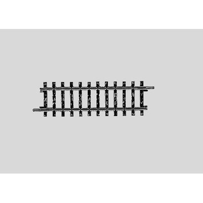 2201 Märklin K-rail Recht 1/2 90 mm