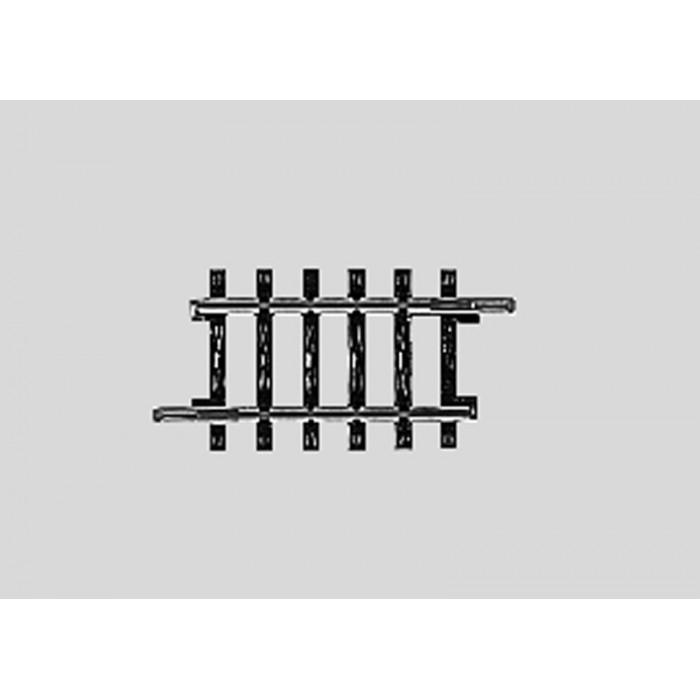 2202 K-rail Recht 1/4 45 mm