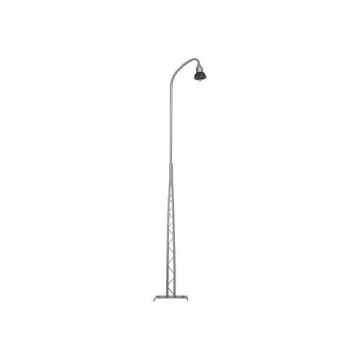 117351 Enkele Vakwerklamp grijs