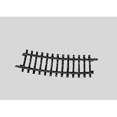 2223 Märklin K-rail Standaardbocht I Gebogen 15°