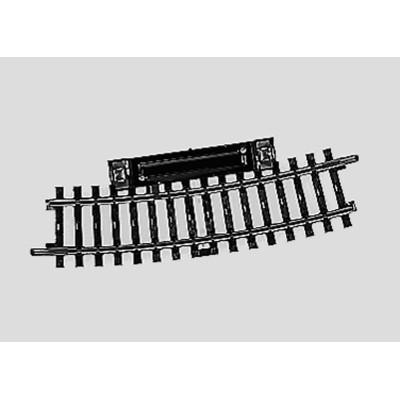 2239 K-rail Schakelrailstuk Gebogen 15°