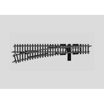 2272 K-rail Linkse wissel