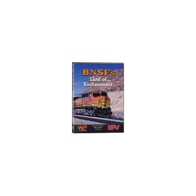 DVD BNSF's Land of Enchantment