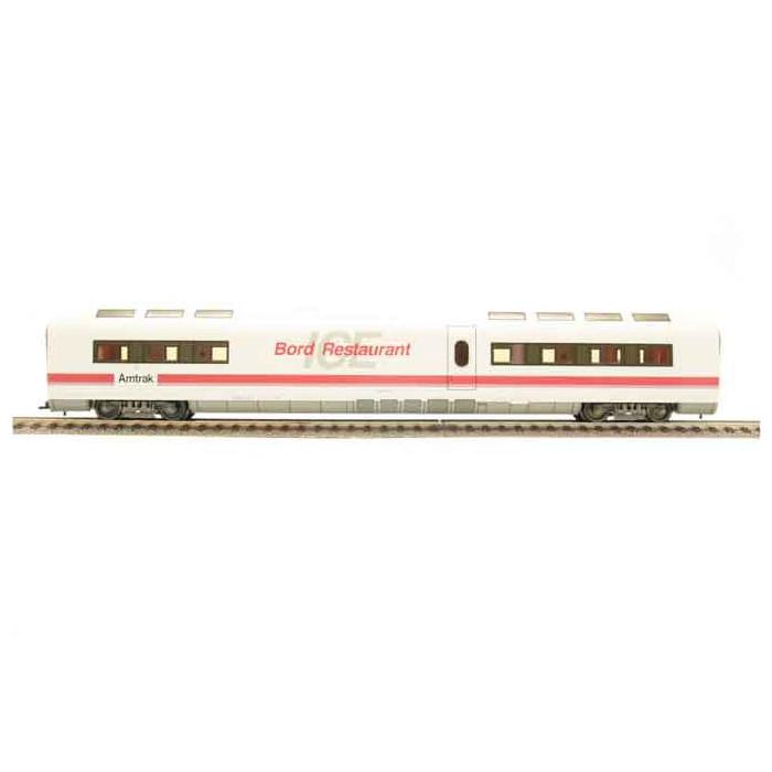 934444 K Fleischmann ICE Amtrak Bord Restaurant