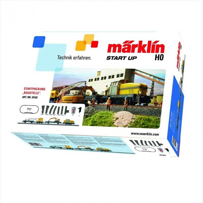 29183 Marklin startset Bouwtrein