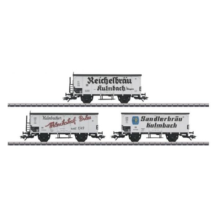 48771 Märklin Set bierwagens
