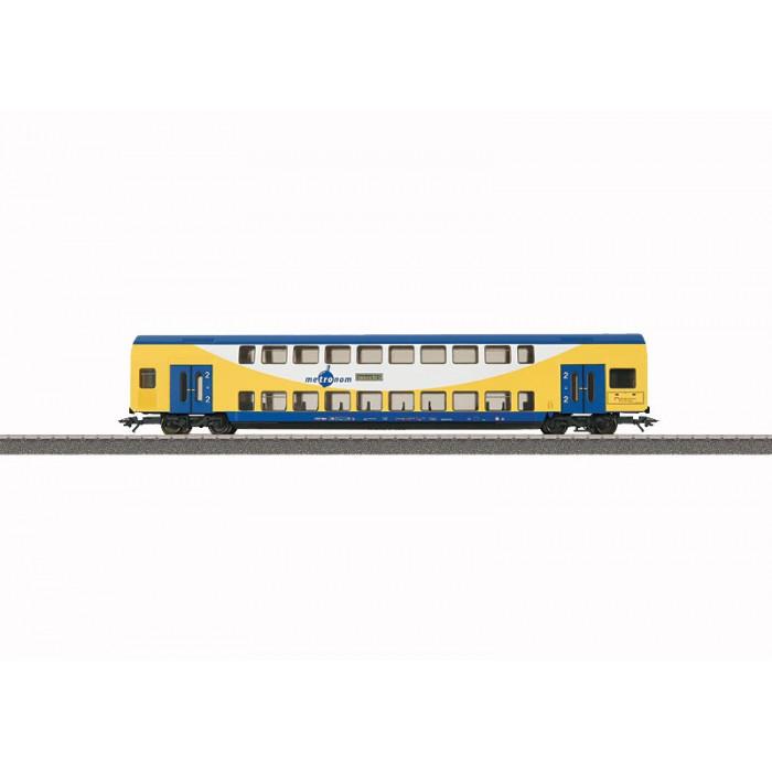 "43472 Märklin Dubbeldeksrijtuig ""metronom""."