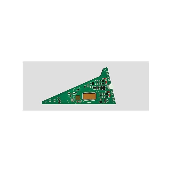 74465 Märklin C-rail driewegwissel Digital-decoder voor inbouw