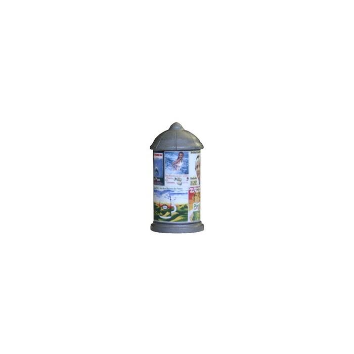 118981 Beli-Beco Reclamezuil verlicht HO