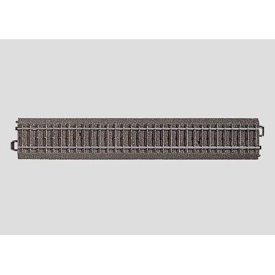 24229 C-RAIL rechte rail 229,3 mm