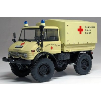 2027 Weise Unimog 406 (U84) Duitse rode kruis