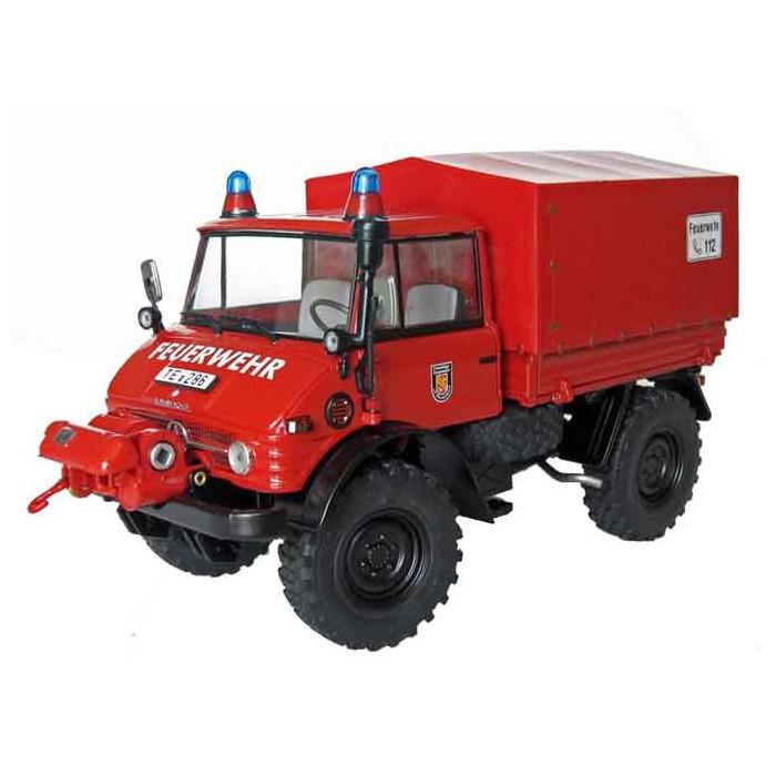 2011 Weise Unimog 406 (U84) Feuerwehr