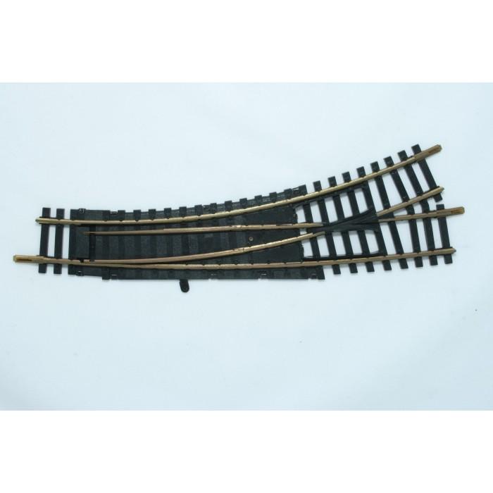 6046 / 6074 Modelrails Meegebogen handwissel Links