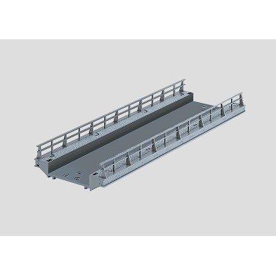 74618 Märklin C-rail Rechte oprit