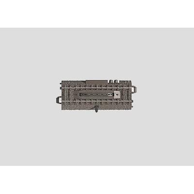 24997 Märklin C-rail elektrische ontkoppelrail