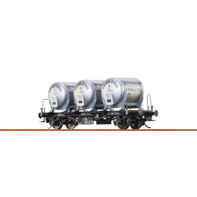 37169 Brawa Containerdraagwagen DB