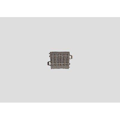 24206 Märklin C-rail bocht R2 437,5 mm / 5,7 graden