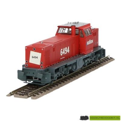 L112461 Liliput MAK Diesellocomotief Railion