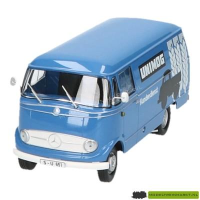018117 Dingler MB L 319 Unimog Kundendienst