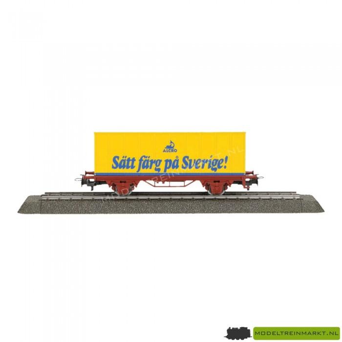 4483 Marklin Containerwagon Alcro