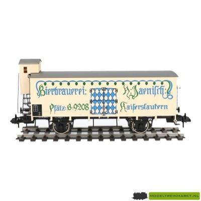 "58313 Märklin Koelwagen ""Bierbrauerei Jaenisch"""