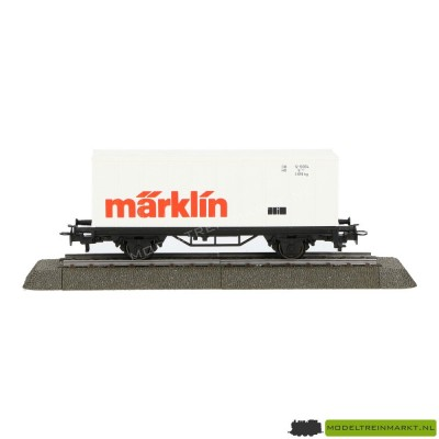 4481 Marklin Container wagon