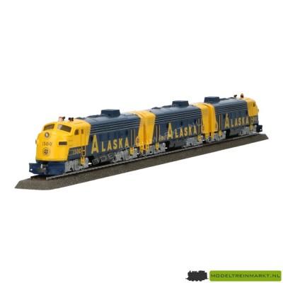 3663 Märklin Dieseltreinstel GM EMD F7 Alaska Railroad