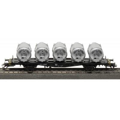4853 Märklin Ketelcontainer wagon von Haus zu Haus