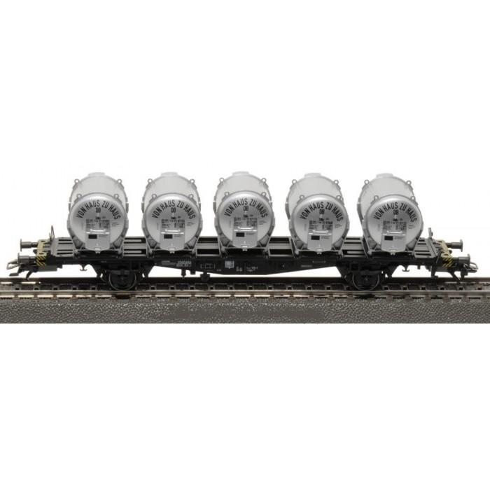 4853 Ketelcontainer wagon von Haus zu Haus