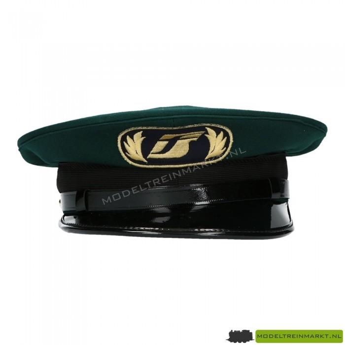 FS personeelspet groen met FS logo