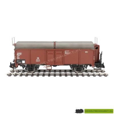 20254 Hübner Gedeckter Güterwagen Kmmks 51