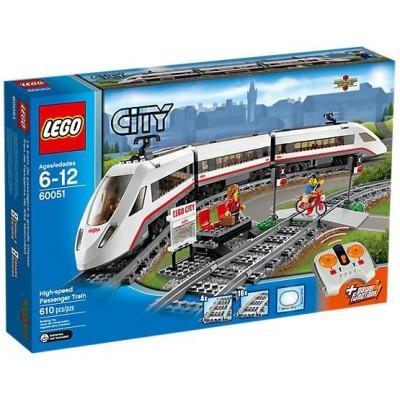 60051 Lego Hogesnelheidstrein