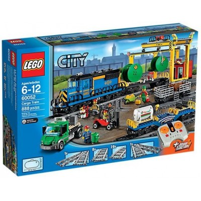 60052 Lego Vrachttrein