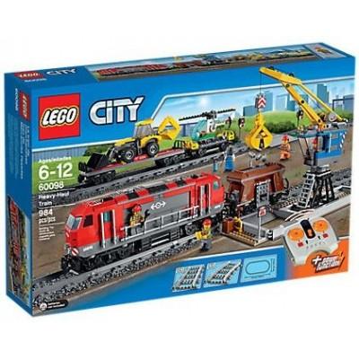 60098 LEGO® Zware goederen vrachttrein