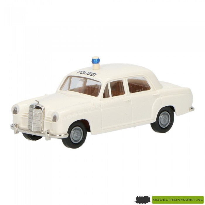 "2321 Brekina Mercedes-Benz 180 ""Polizei"""