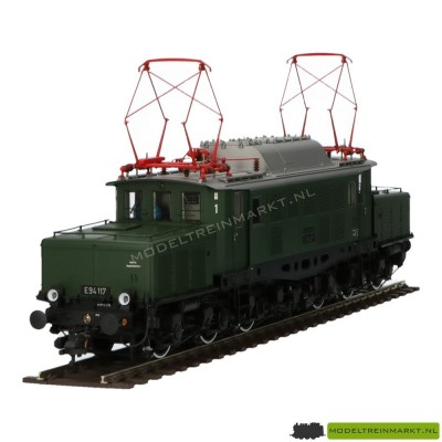 3017 Hübner E94 117 krokodil DB