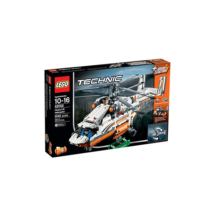 42052 LEGO® Grote vrachthelikopter