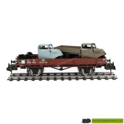 2047d Hübner X 05 niederbordiger O-Wagen